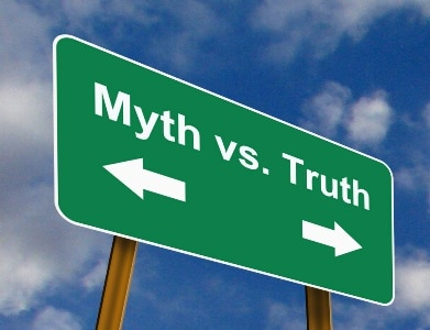 Job Search Myths - Know the Truth. Propel Your Job Search.  Job Search Myth Busting – #1 myth vs facttravelsign