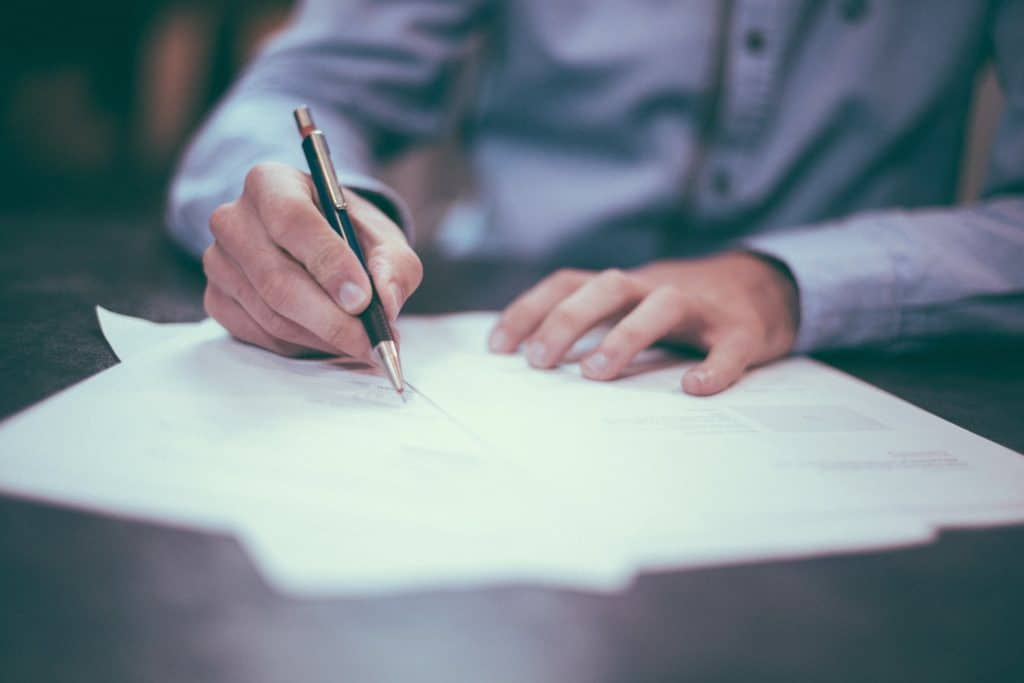 Employment Agreements – What You Should Know Before You Sign Signing Contract 1024x683